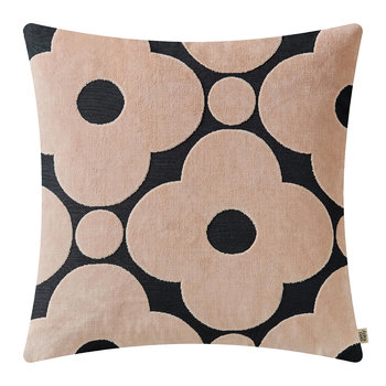 Spot Flower Pillow - Tea Rose