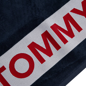 Tommy Jeans Logo Beach Towel