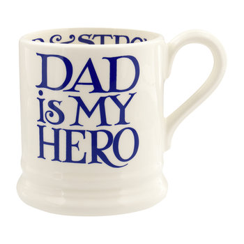Blue Toast 'Dad is my Hero' Mug