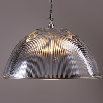 Prismatic Dome Ceiling Light - Extra Large