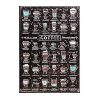 Coffee Lovers Jigsaw Puzzle - 500 Piece