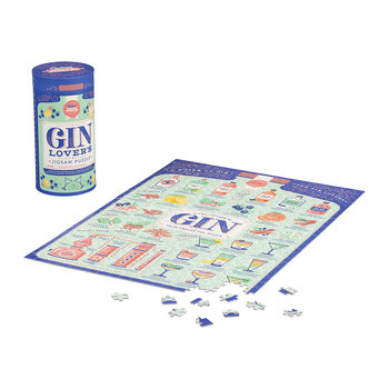Gin Lovers Jigsaw Puzzle - 500 Piece