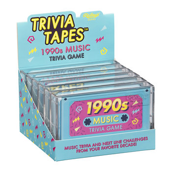 Music Trivia Game - 90's