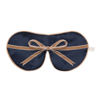Pure Mulberry Silk Eye Mask - Rose
