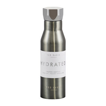 Insulated Water Bottle - 425ml - Gunmetal