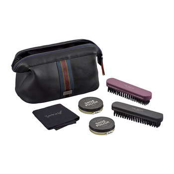Ted's World Shoe Shine Kit - Black