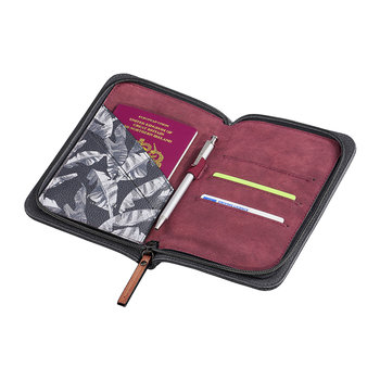 Ted's World Travel Organizer - Black