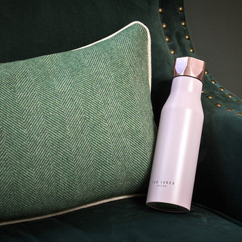 Insulated Water Bottle - 425ml - Pink