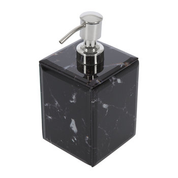 Marble Soap Dispenser - Black