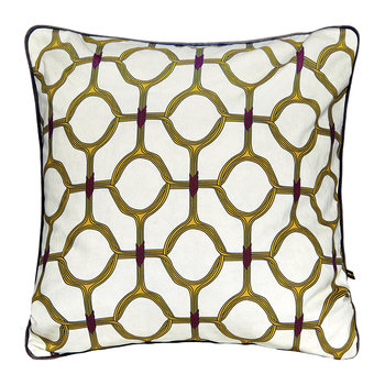 Ojo Pillow - 50x50cm - Yellow