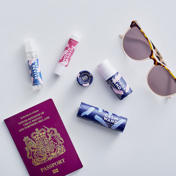 Travel Emergency Kit - Blue Haze