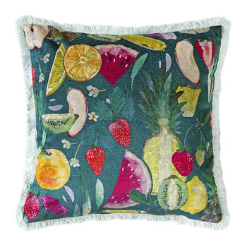 Tutti Frutti Pillow - Forest - 45x45cm