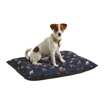 Dog Print Dog Mattress - Large