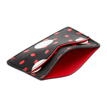 Polka Dot Lips Gracie Cardholder