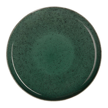 Seasons Specked Plate - Green - Dinner Plate