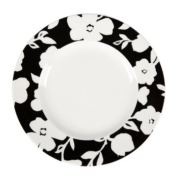 Primrose Drive Floral Plate - Accent Plate