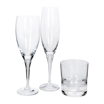 Intermezzo Satin Wine Glass