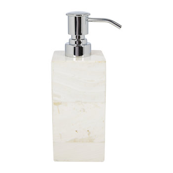 Palermo Soap Dispenser - Clamstone