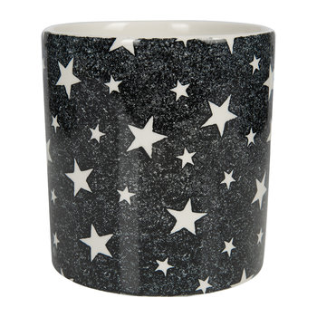 Midnight Sky Mug - Black