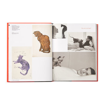 """Andy Warhol """"Giant"""" Size Book"""