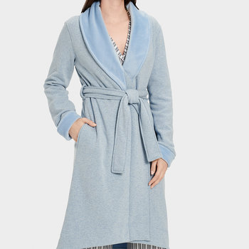 Women's Duffield II Dressing Gown - Fresh Air Heather