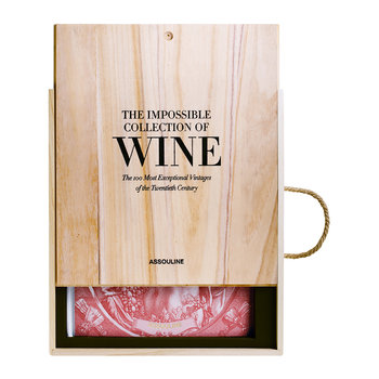 The Impossible Collection of Wine Book