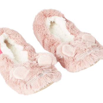 JNR Pippie Character Slipper - Pink