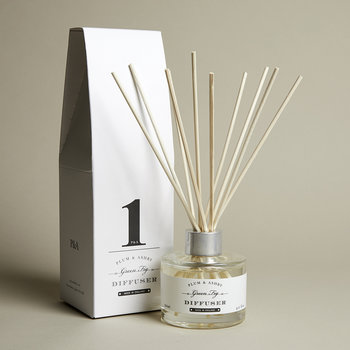 Reed Diffuser - Green Fig