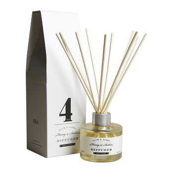 Reed Diffuser - Honey & Amber