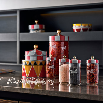 Circus Spice Jars - Set of 2