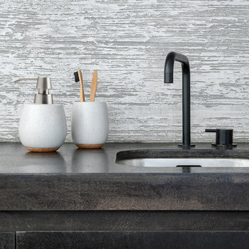 Arona Toothbrush Holder - Light Gray