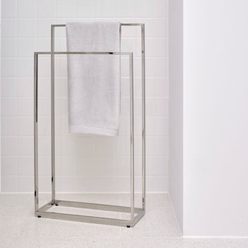 Yuri Towel Holder - Chrome