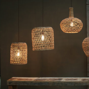 Beru Rattan Lampshade - Natural