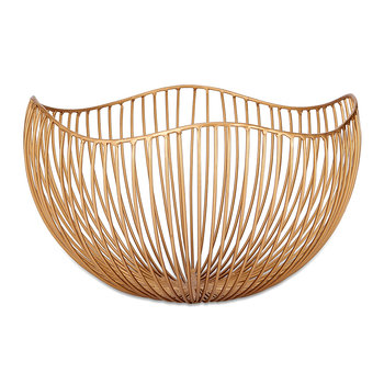 Kyo Wire Bowl - Brass