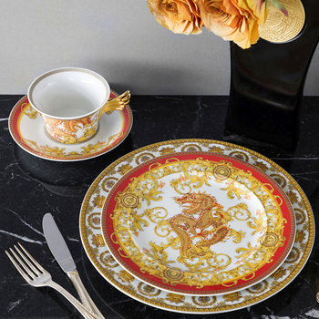 25th Anniversary Asian Dream Teacup & Saucer - Limited Edition