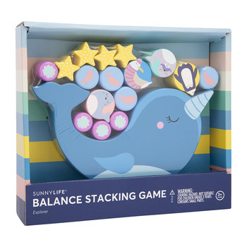 Balance Stacking Game Explorer