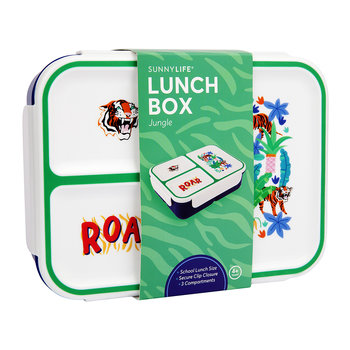 Children's Jungle Lunch Box