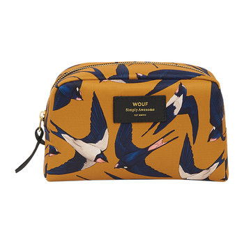 Swallow Cosmetic Bag