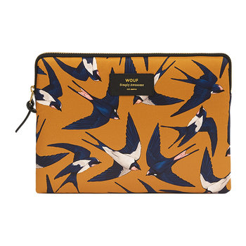 Swallow iPad Sleeve