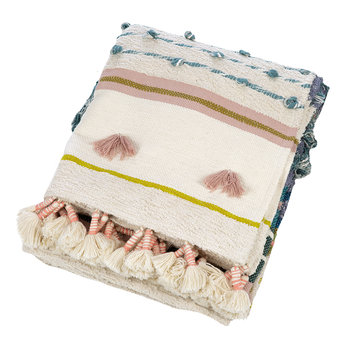 Yucca All Roads Colorful Throw