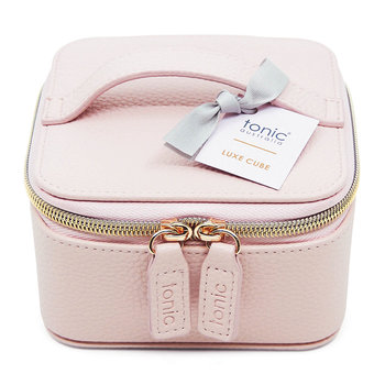Luxe Jewellery Cube - Blush
