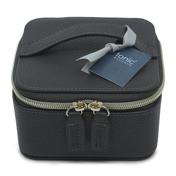 Luxe Jewellery Cube - Charcoal