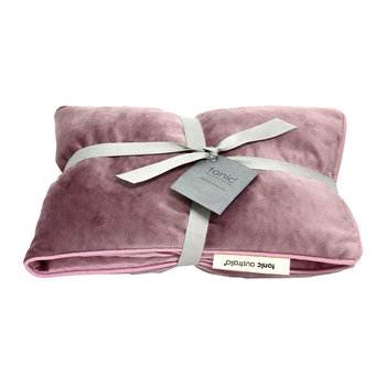 Luxe Velvet Heat Pillow - Musk
