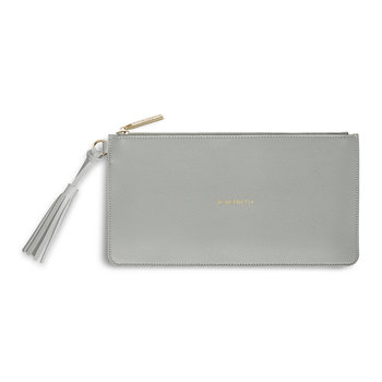 Florrie Tassel Pouch - Oh So Pretty