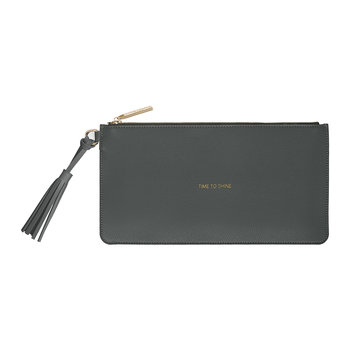 Florrie Tassel Pouch - Time to Shine
