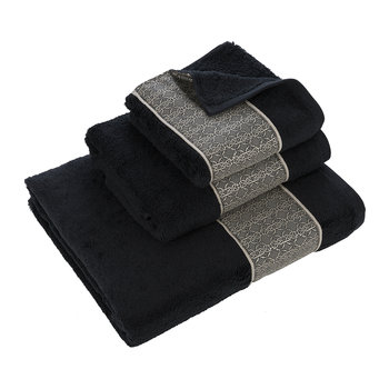 Platinum RC Towel - Black