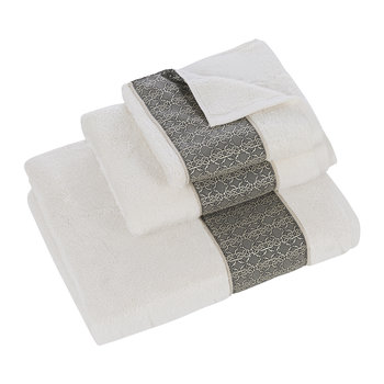 Platinum RC Towel - White