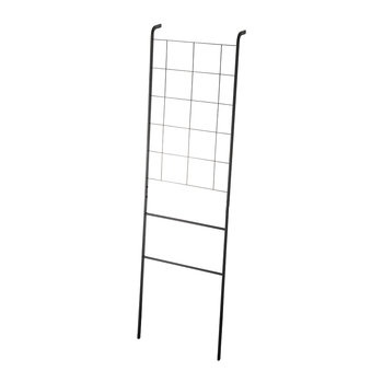 Tower Grid-Panel Leaning Ladder