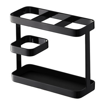 Tower Utensil Stand - Black
