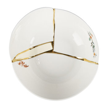 Kintsugi Serving Bowl - Design 1